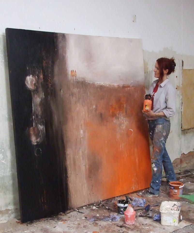 abstrakte kunst kaufen malkurse oder einfach nur. Black Bedroom Furniture Sets. Home Design Ideas