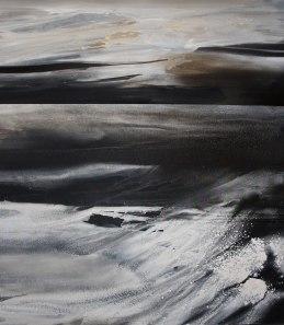 abstrakte Kunstwerke brauchen Raum