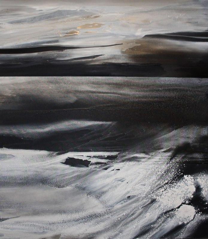 mehrmeer2, abstrakte malerei, abstrakte bilder, abstrakte kunst, kunst kaufen