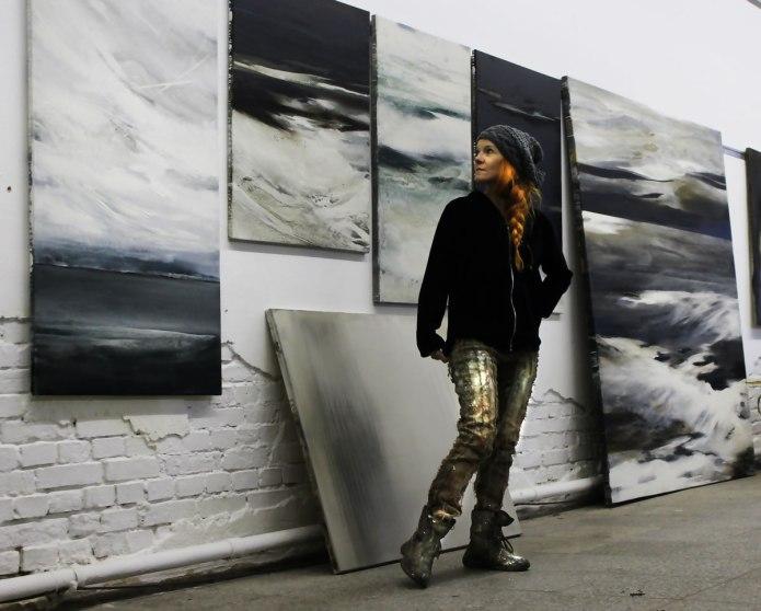 meer, abstrakte malerei, abstrakte bilder, abstrakte kunst, kunst kaufen