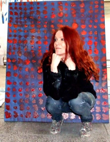 auftrag2, abstrakte kunst, Conny Niehoff, expressive kunst, auftragsmalerei, moderne malerei, abstrakte malerei kaufen, bilder