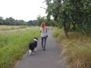Spaziergang mit Conny Niehoff (c) Foto von Susanne Haun