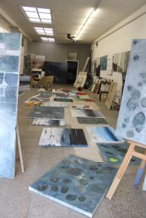Im Atelier Conny Niehoff