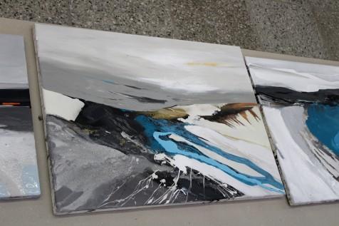 kunst kaufen abstrakte malerei